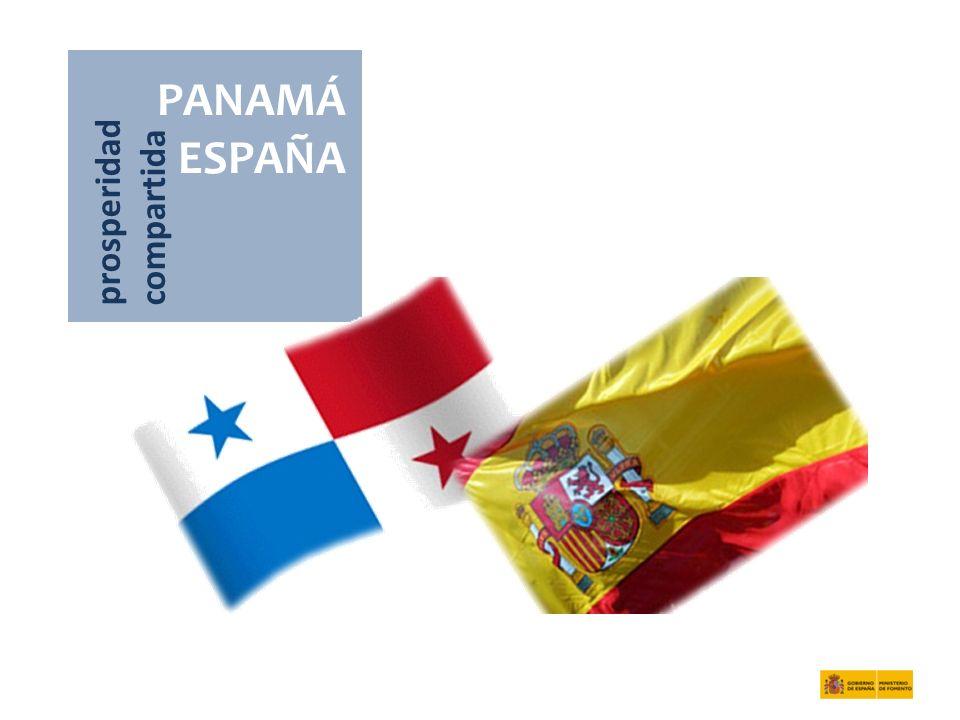 prosperidad compartida PANAMÁ ESPAÑA
