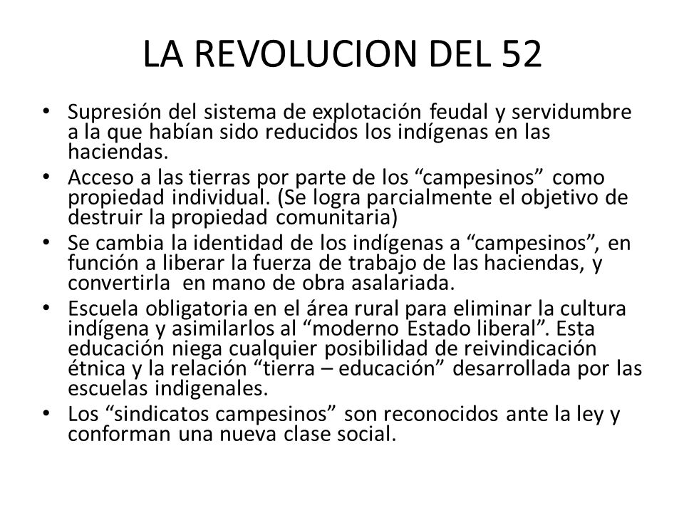 d. Algunas Conclusiones. Con la recuperación de la minería ya no fueron necesarios los tributos indígenas y se aceleró la expoliación de tierras, dand