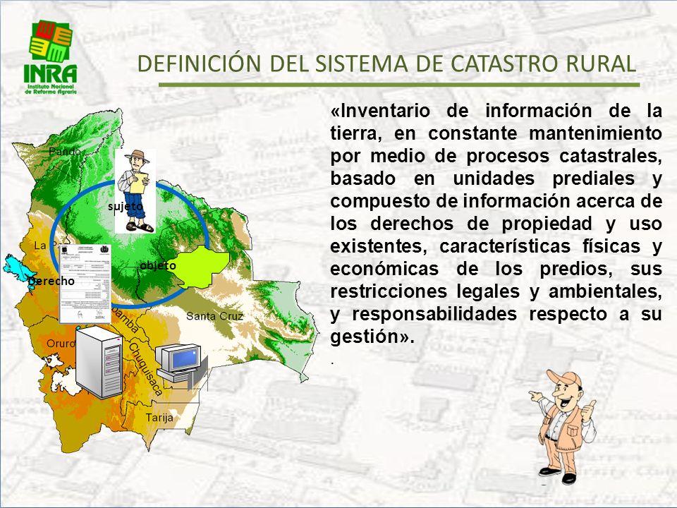2013 DIRECCIÓN GENERAL DE ADMINISTRACIÓN DE TIERRAS RUNB RUNTF