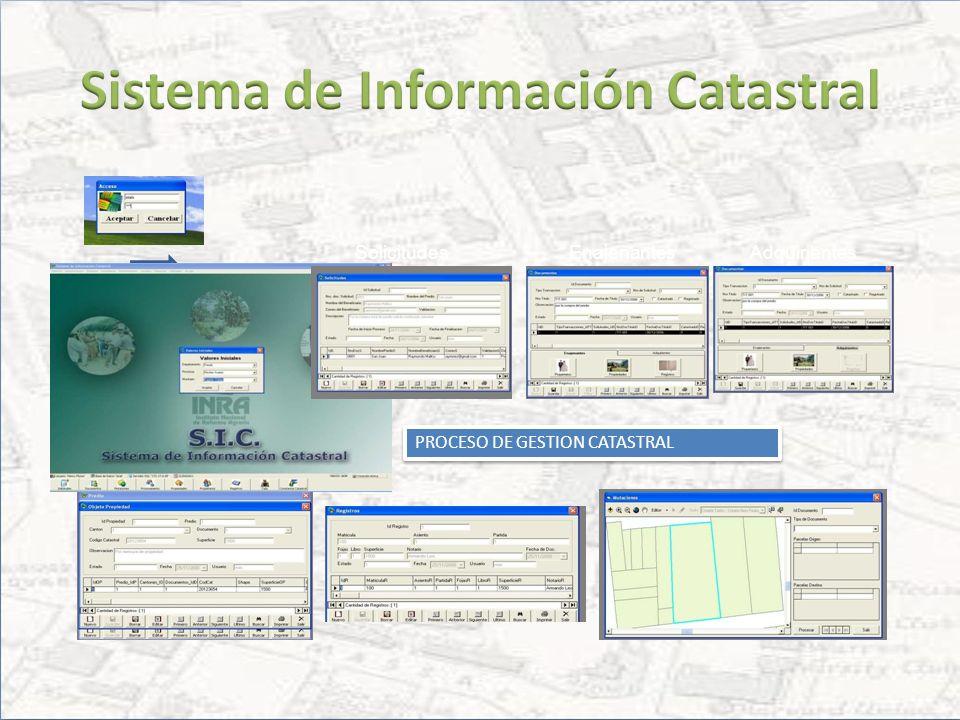 CONFORMACIÓN DEL CATASTRO RURAL SANEAMIENTO Preparatoria: Diagnóstico Planificación del Polígono Resoluciones Campo: Relevamiento de Información en Ca