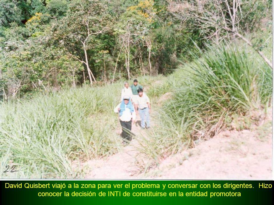 JUSTIFICACIÓN La Provincia Murillo, Cantón Zongo - Comunidad Apana, del Municipio de La Paz, es una zona que presenta un alto grado de pobreza debido a su condición de aislamiento de los centros urbanos.