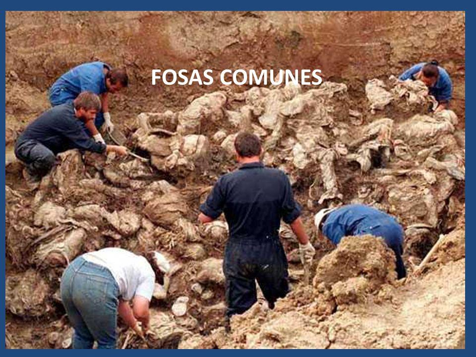 FOSAS COMUNES