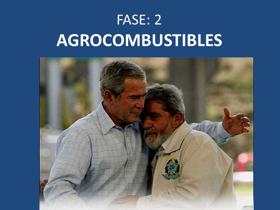 FASE: 2 AGROCOMBUSTIBLES