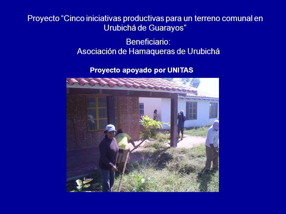 Las mujeres de la asociación co-ore-poraviqui habilitando el terreno para los huertos y chacos experimentales