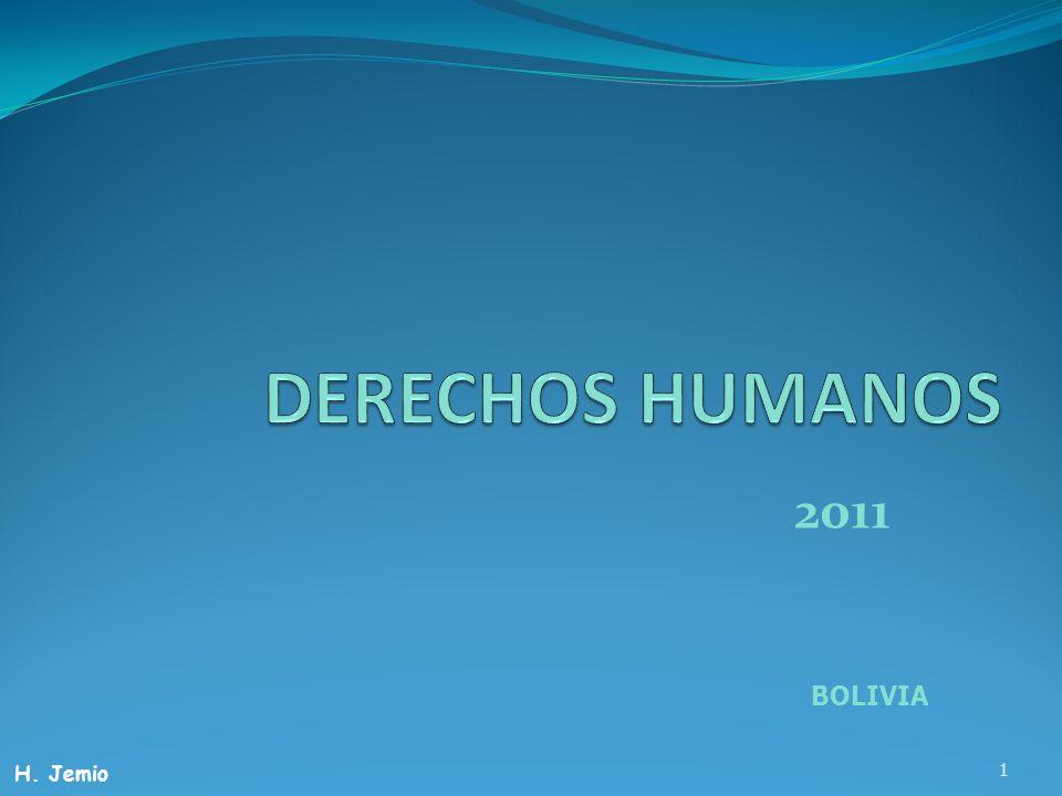 2011 1 BOLIVIA H. Jemio