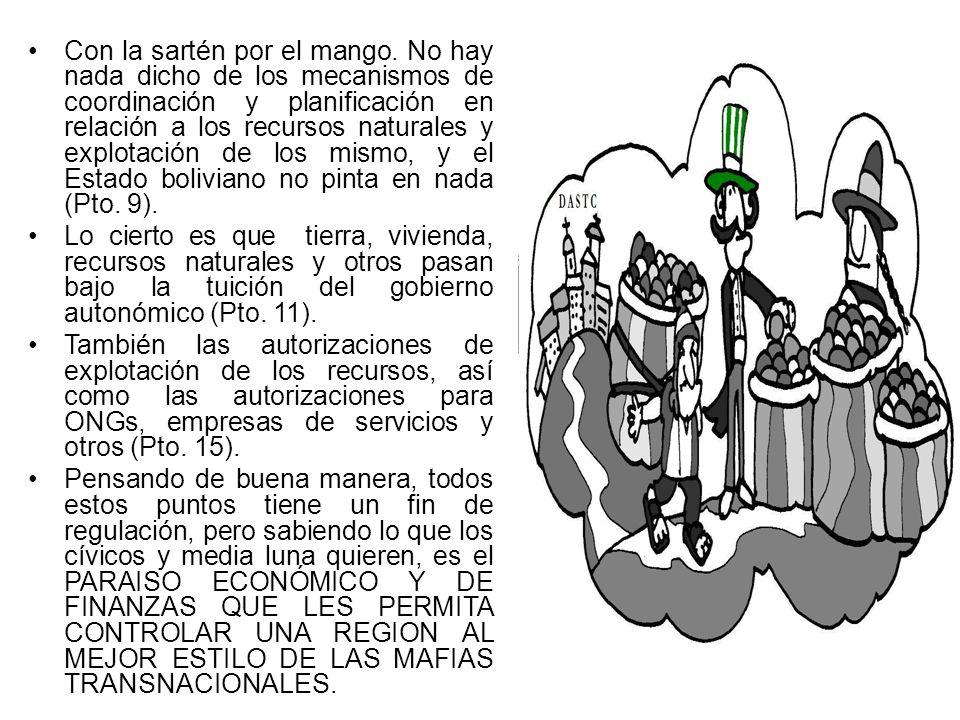La consolidación del Estado Autonómico de Santa Cruz.
