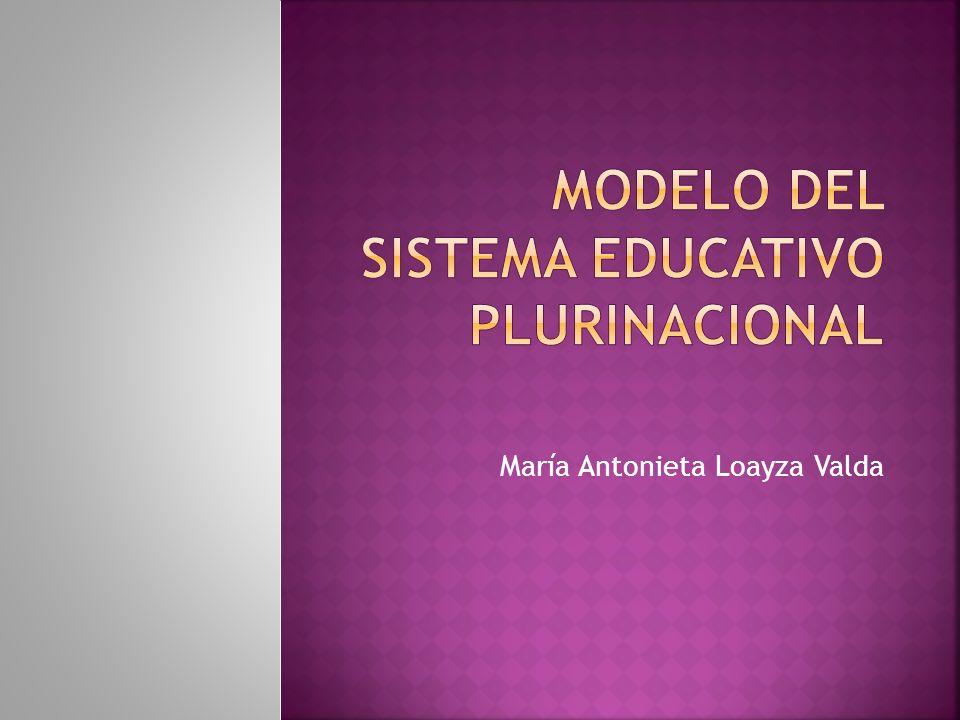 María Antonieta Loayza Valda