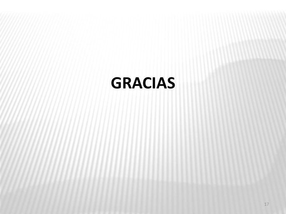 GRACIAS 17