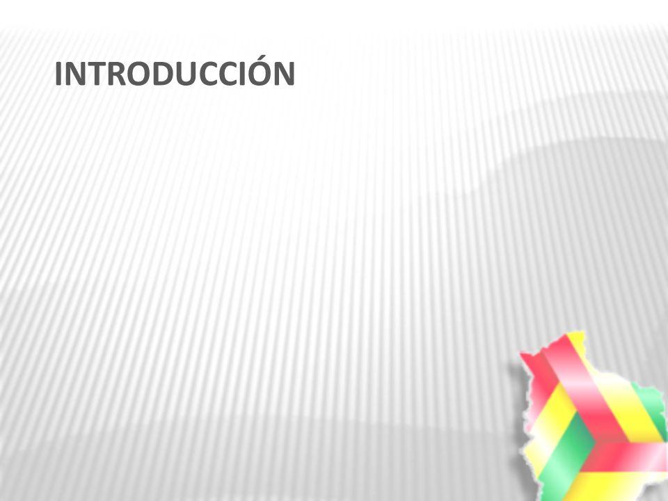 ANTECEDENTES El reconocimiento de las Autonomías en Bolivia encuentra su origen en la Constitución Política del Estado.