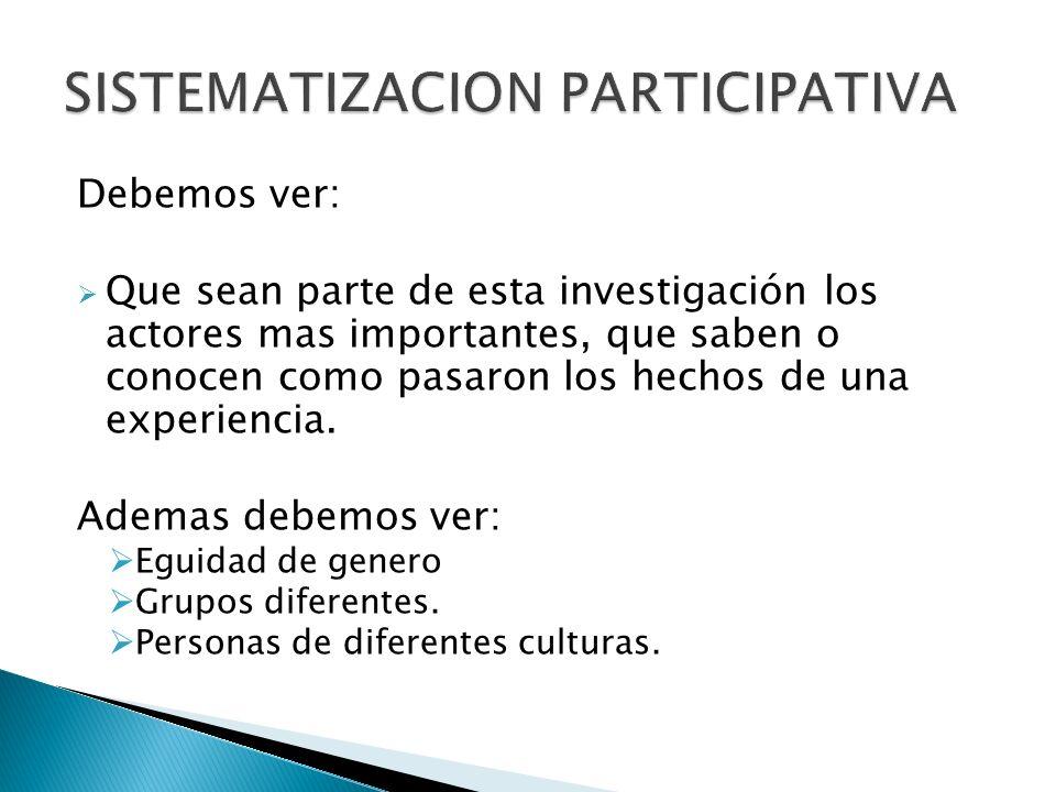 Tener actitud participativa Toda idea cuenta Transparencia Actitud de aprendizaje Flexibilidad