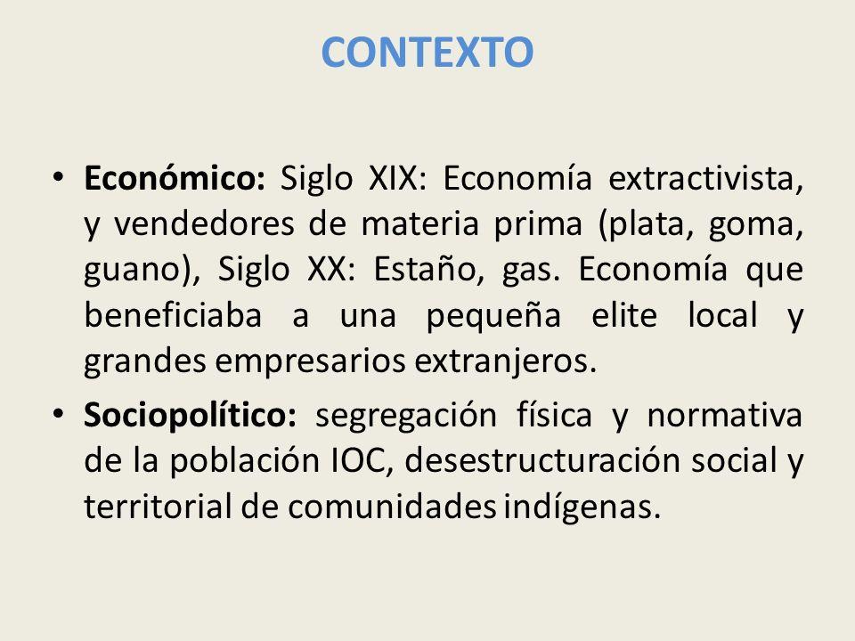 Política Neoliberal y sus consecuencias: 1985: Implementación del Programa de Ajuste Estructural D.S.