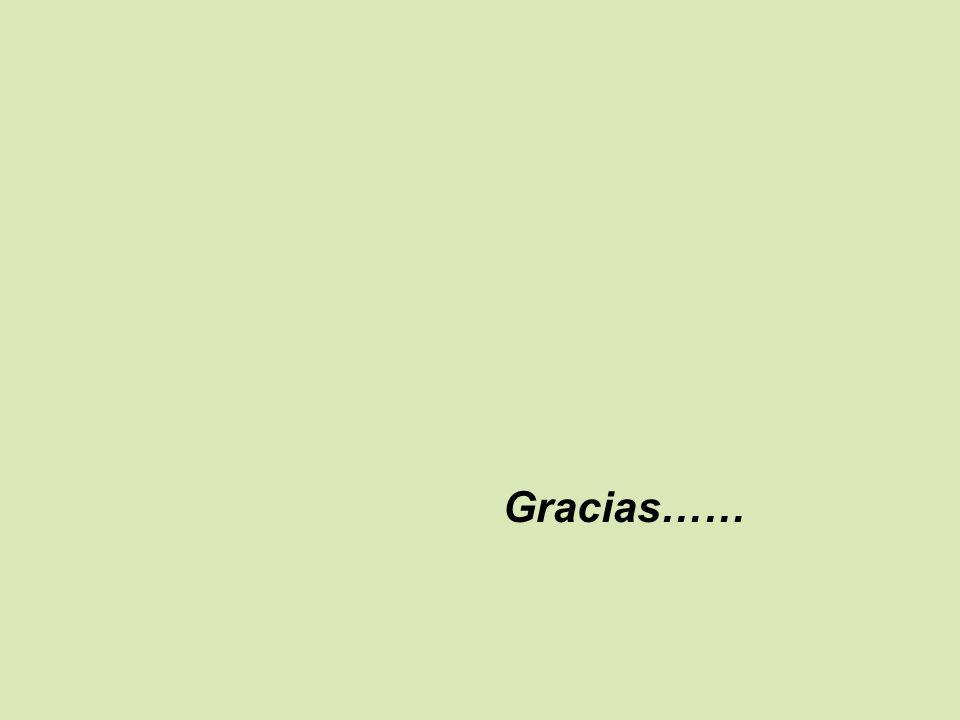 Gracias……