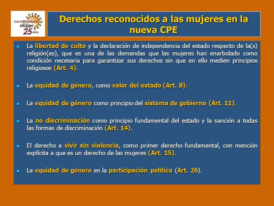 El derecho a una maternidad segura (Art.45). El derecho a una maternidad segura (Art.