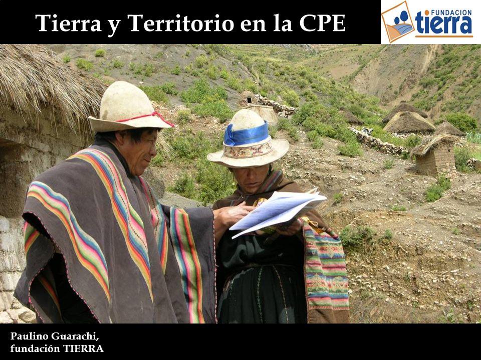 La mujer tiene derecho a la dotación y a la titularidad, la distribución y redistribución de la tierra, sin discriminación por estado civil o unión conyugal (Art.