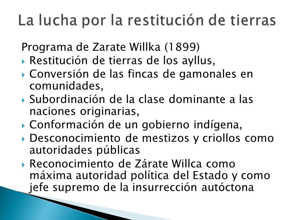 +20 Millones de hectáreas Titulación de TCO - TIOC 190 TIOC tituladas de un total de 258 demandas