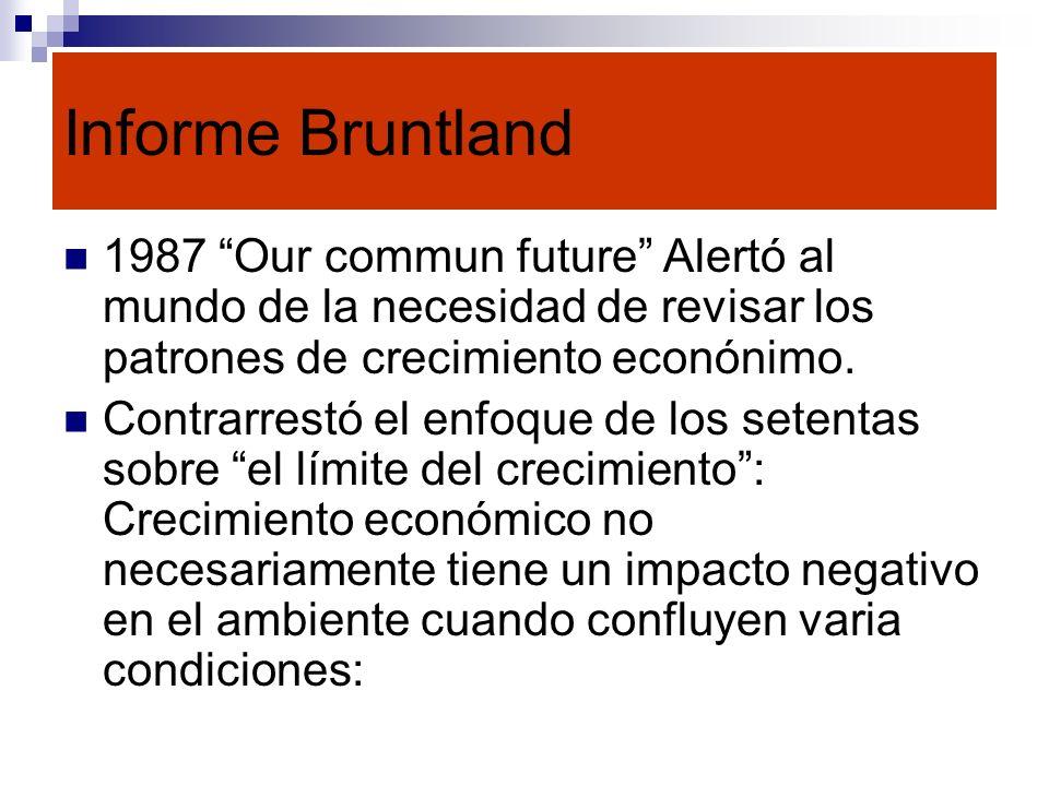 La Estrategia de Lisboa (marzo 2000) Compromiso para unir lo social, ambiental y económico en la UE.