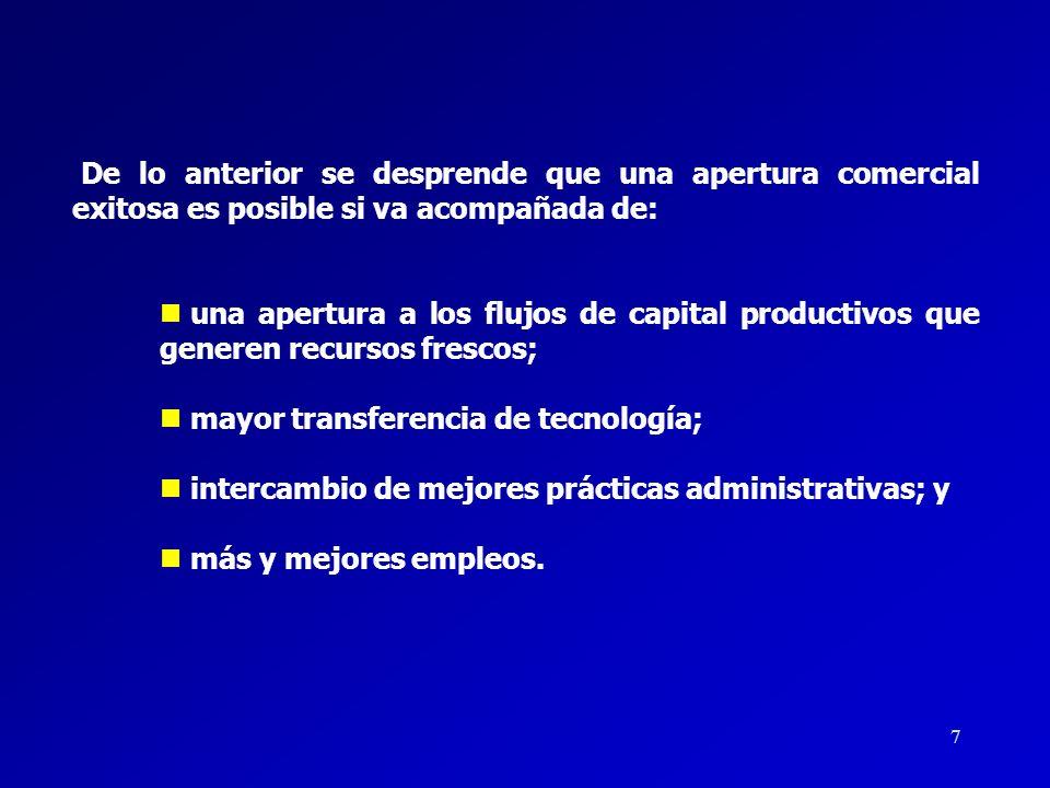 37 lUna de las instrucciones específicas contenidas en la Declaración Ministerial de Buenos Aires al GNIN, consiste en la elaboración de sus recomendaciones sobre modalidades y procedimientos de negociaci ó n.