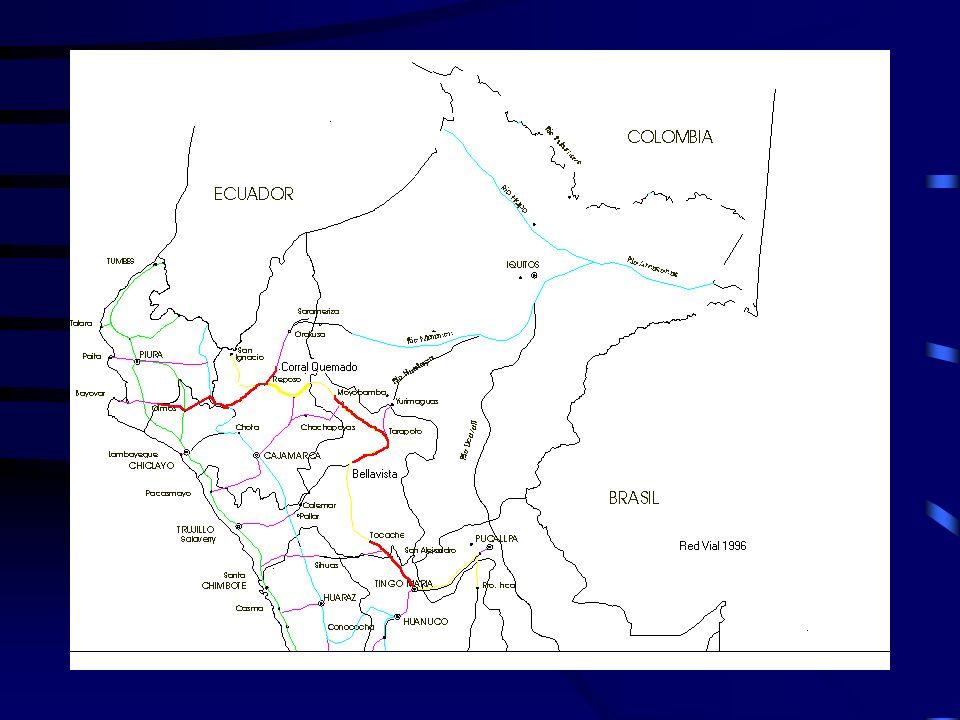 INFARESTRCUTURA VIAL PERSPECTIVAS Los recursos ordinarios estimados para proyectos viales entre 1999 - 2001 son: 1999US$278135,362 2000US$602990,000 2