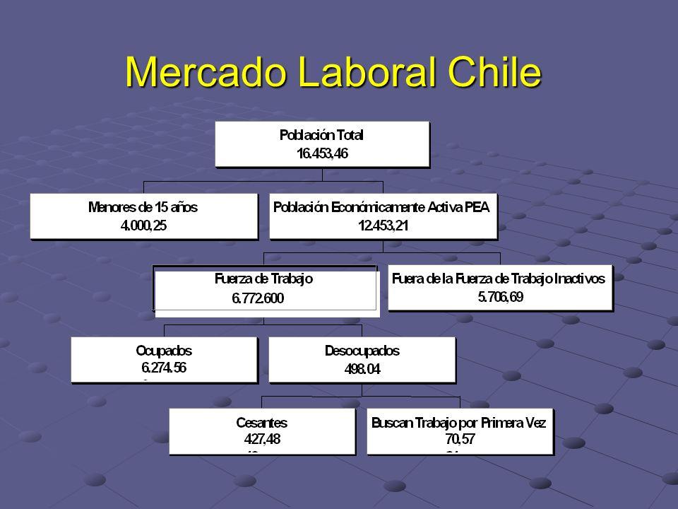 Mercado Laboral Chile