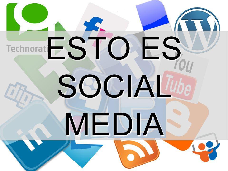 ESTO ES SOCIAL MEDIA