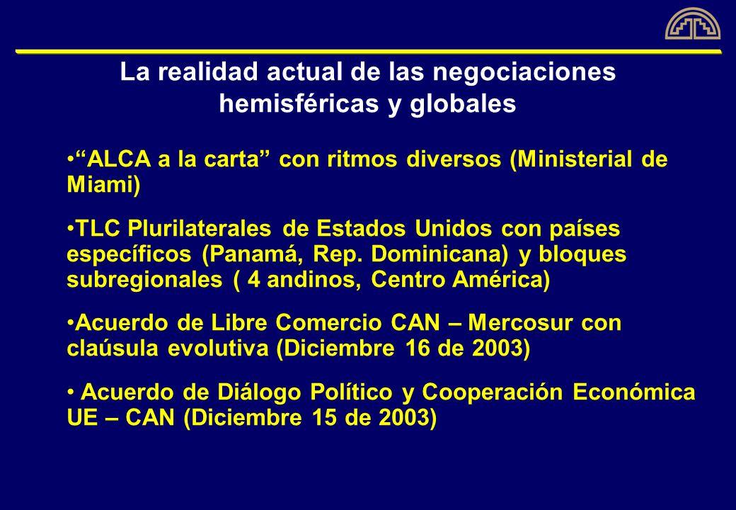Principales logros de la Cumbre de Quirama Se sinceró el proceso de integración.
