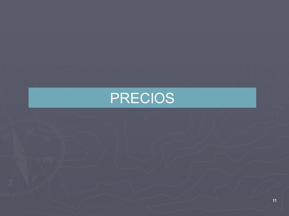 11 PRECIOS