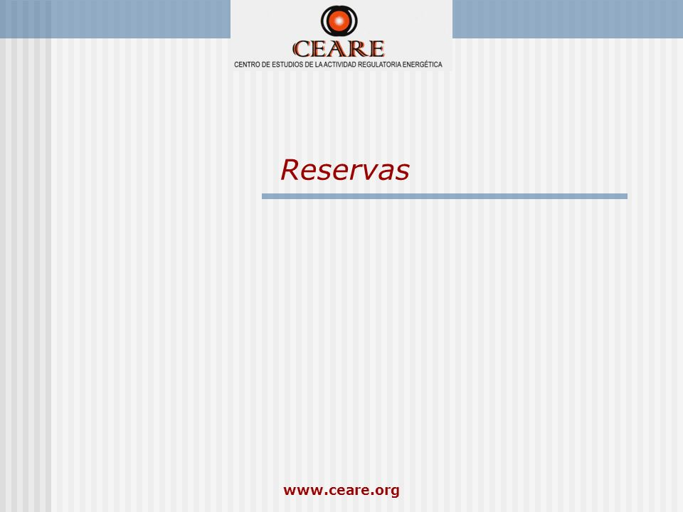 www.ceare.org Reservas