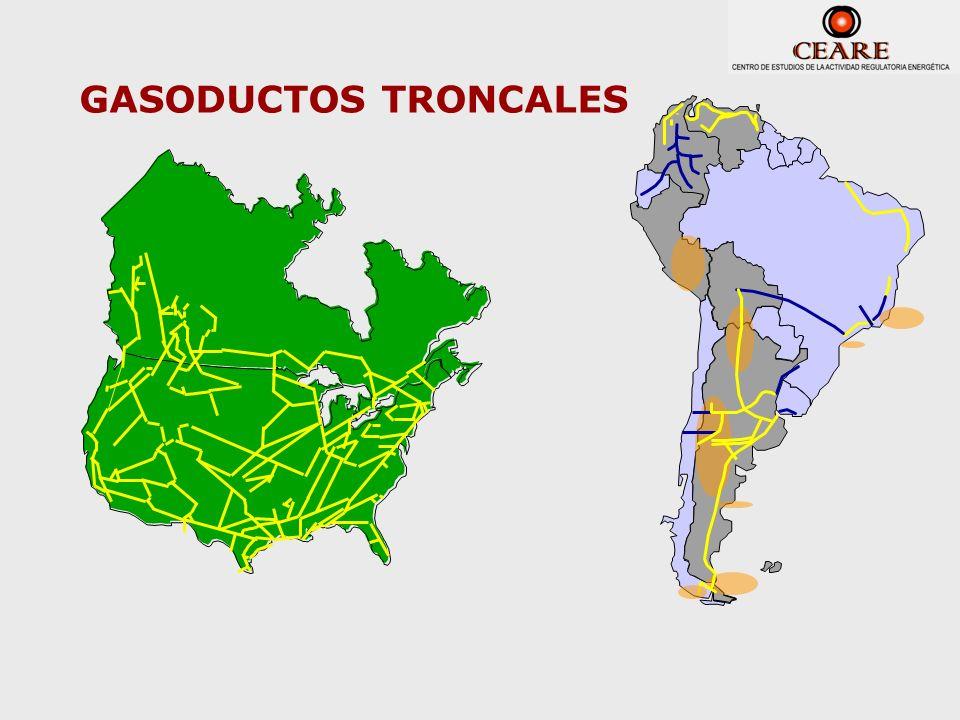 GASODUCTOS TRONCALES