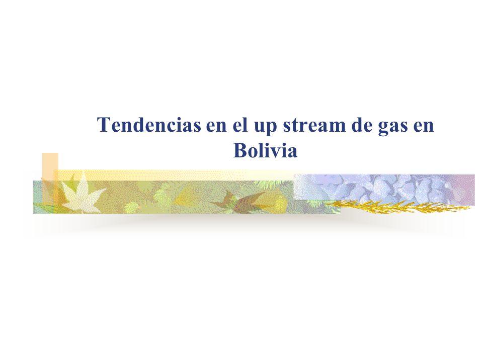 Disponibilidad de Gas de Bolivia para Exportaciones a Argentina Bolivia tiene suficiente gas (Recurso) Pero: Bolivia las Reservas Probadas son un concepto económico.