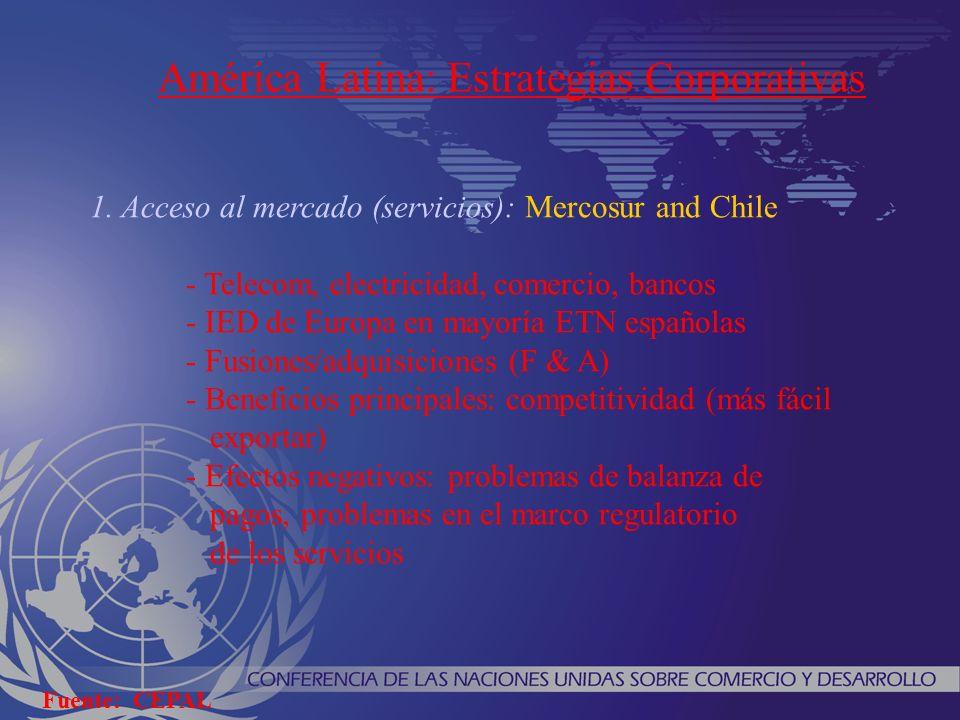 Chile–Colombia: Marco Regulatorio