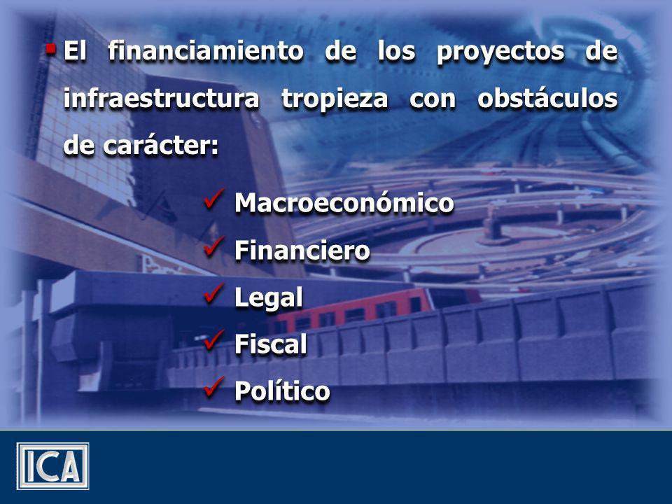 Los inversionistas han mostrado interés por los proyectos en México.