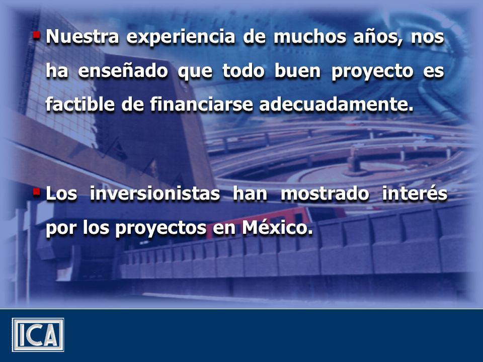 Un Marco Jurídico que de certidumbre a los inversionistas.