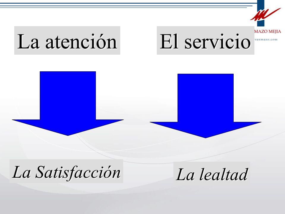 La satisfacción total es un requisito imprescindible para el cliente. De ninguna manera la satisfacción del cliente garantiza su lealtad. Scott Robine