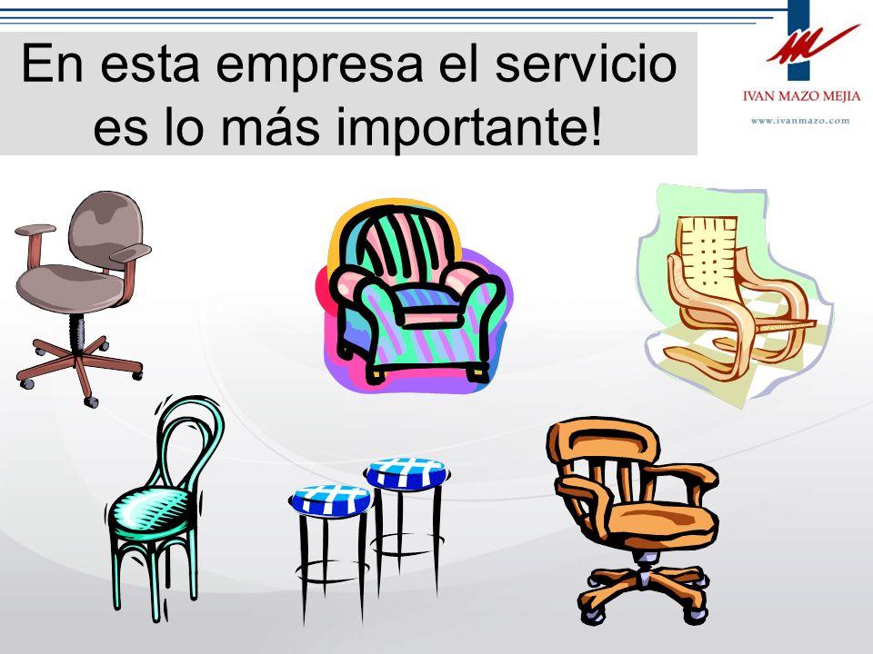 Vender con mentalidad de servicio. 3 El Vendedor como servidor renuncia a ver a su cliente como un negocio; el cliente es una fuente de relaciones de