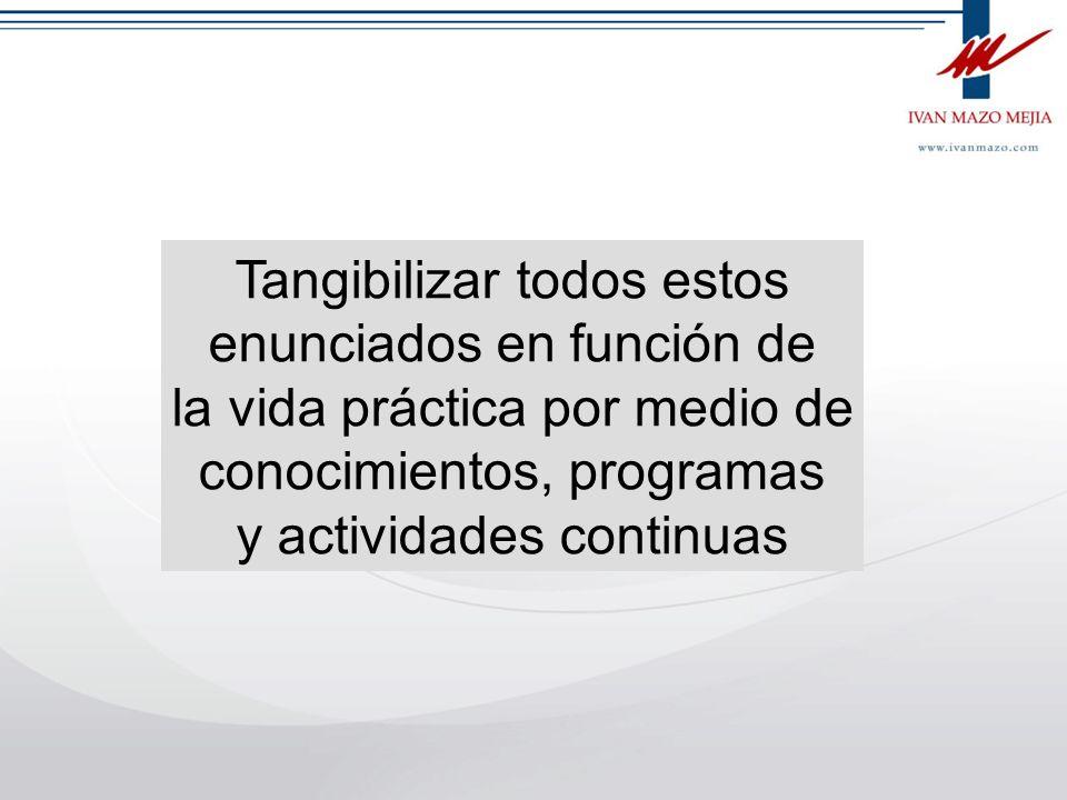 El servicio como cultura definido a la medida de la empresa Promesa de servicio Atributos del servicio Mandamientos del servicio.