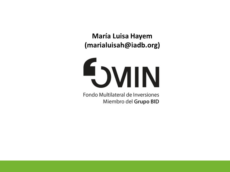 19 María Luisa Hayem (marialuisah@iadb.org)