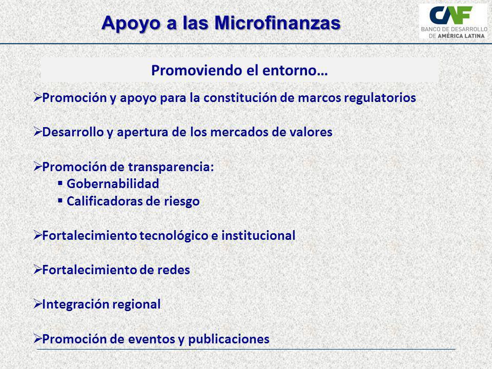 Rentables, eficientes y autosostenibles.Tecnologías de micro-crédito exitosas.
