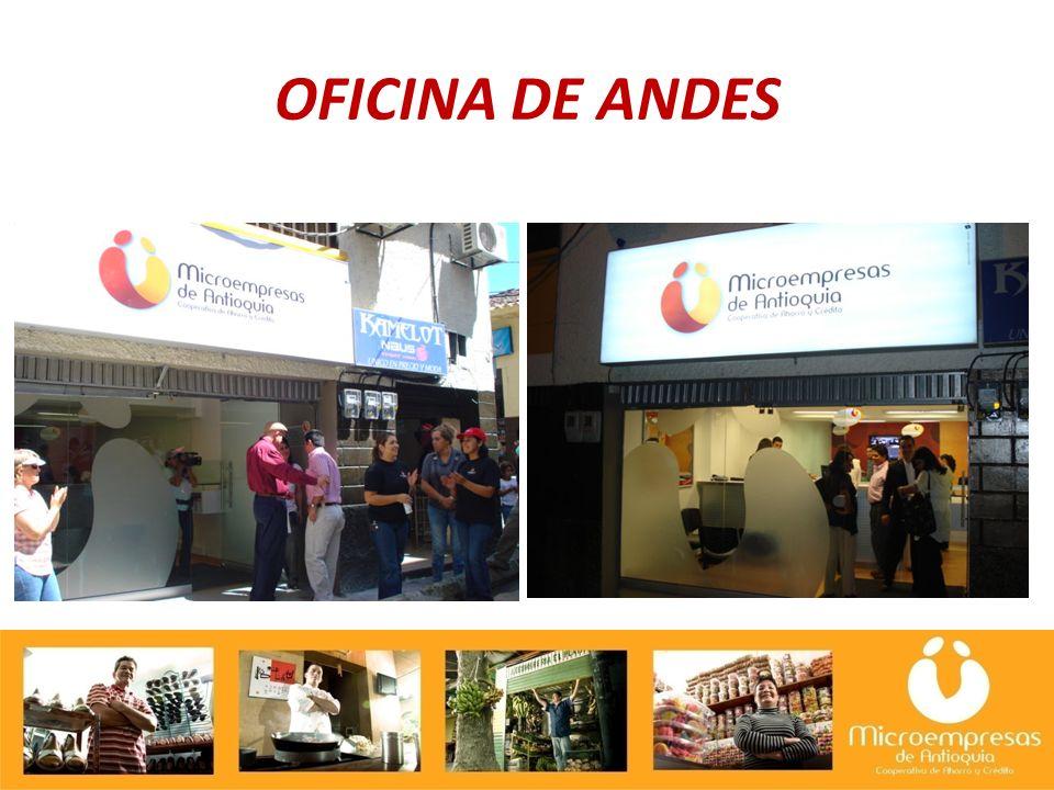 OFICINA DE ANDES