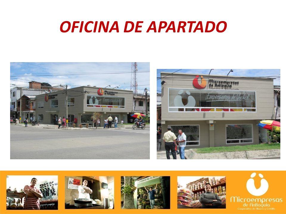 OFICINA DE APARTADO