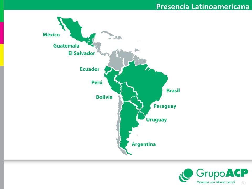 19 Presencia Latinoamericana