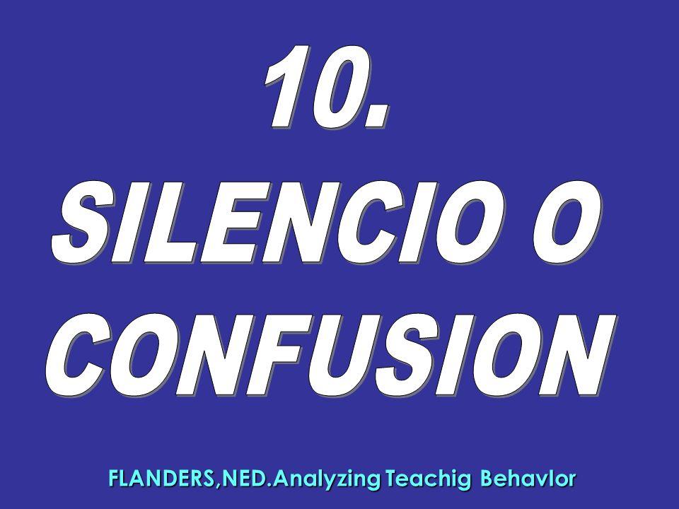 FLANDERS,NED.Analyzing Teachig BehavIor