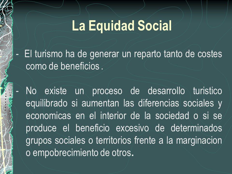 La Eficacia Económica -Turismo una actividad generadora de rentas economicas para la sociedad. -Turismo una actividad generadora de empleo digno y de