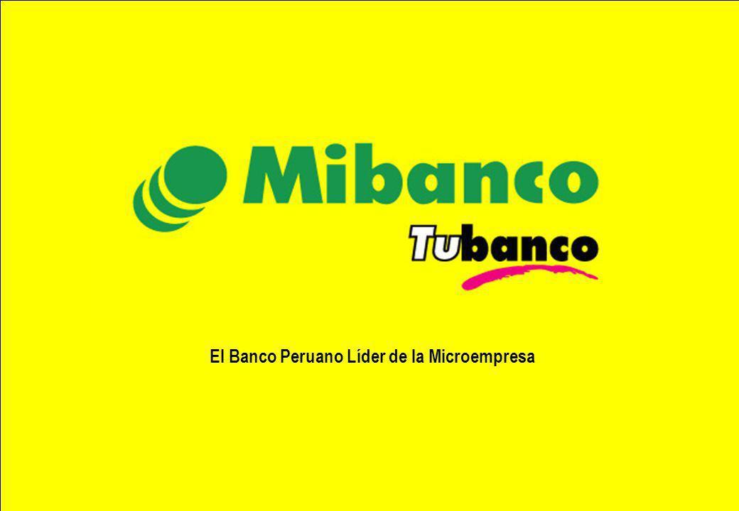 El Banco Peruano Líder de la Microempresa