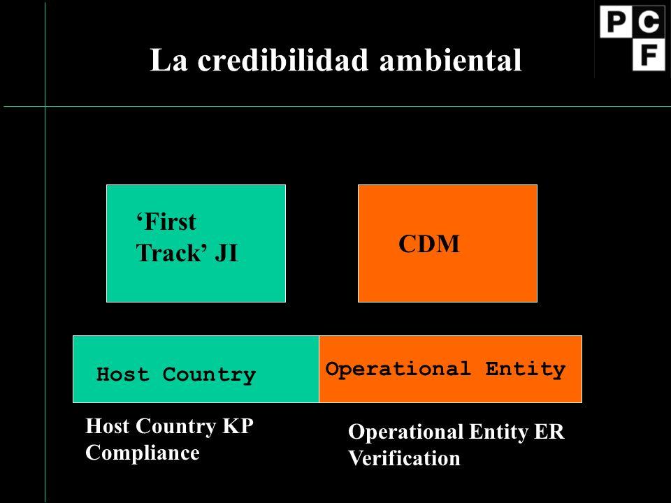 Los Acuerdos de Marrakech 40.La entidad operacional designada: a.