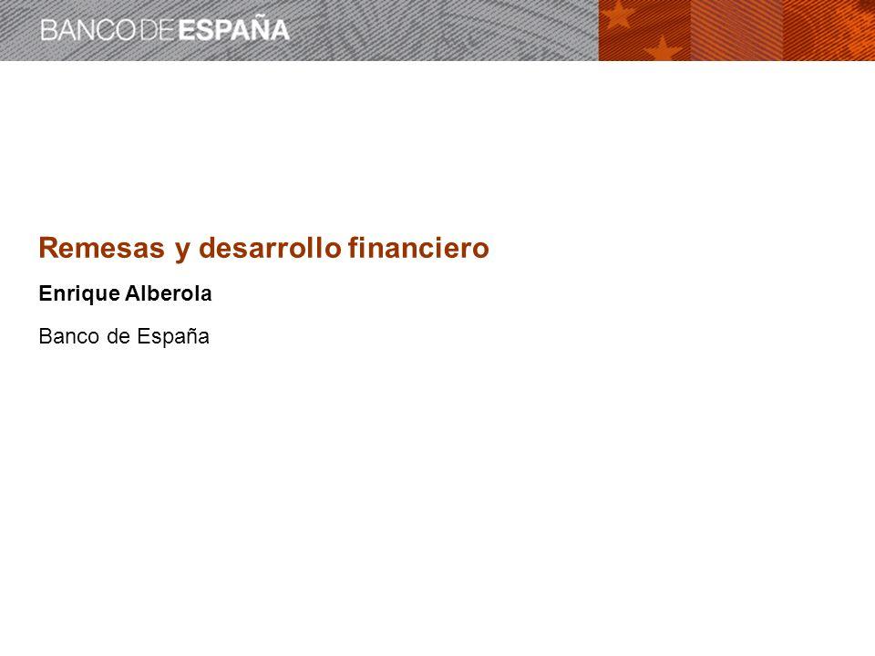 2 INTRO Y ESQUEMA Importancia de las remesas en España Concepto e impacto económico de las remesas Remesas y desarrollo financiero (bancarización)