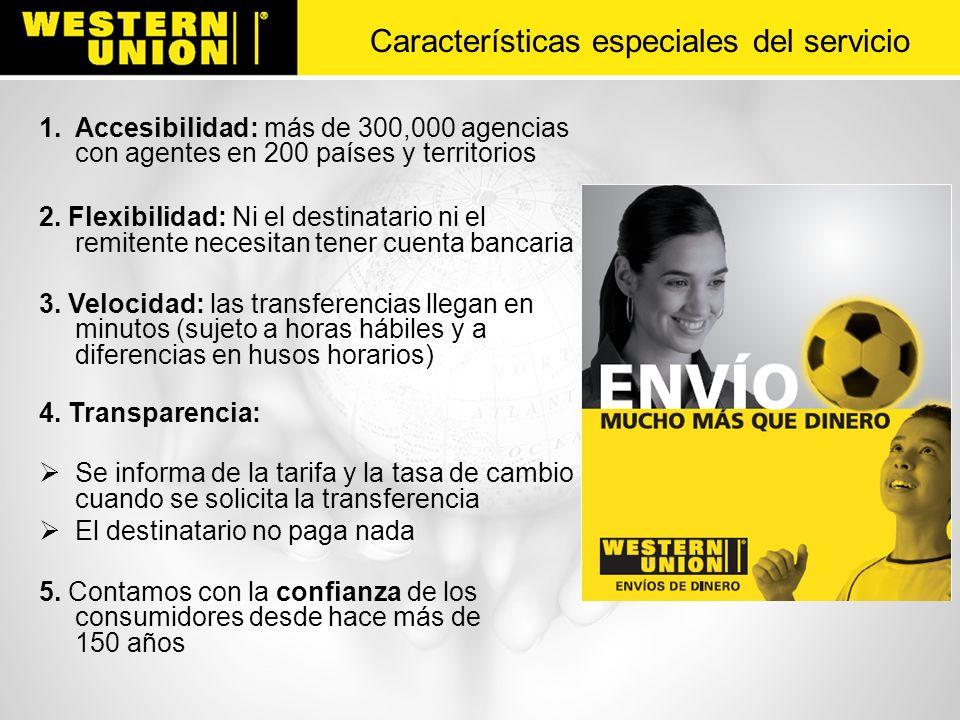 Apoyo habitual a la familia Trabajadores migratorios Estudiantes Turistas Empresas Casos de urgencia Transaccciones comercialesOcasiones especiales Nuestros consumidores