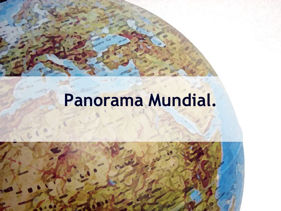 Panorama Mundial.