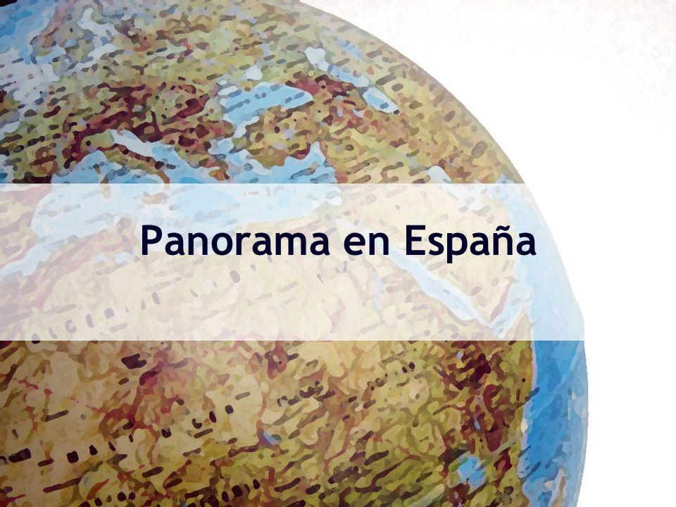 Panorama en España