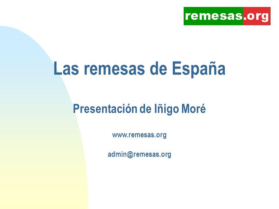 Emigración-Inmigración en España 1970-2005