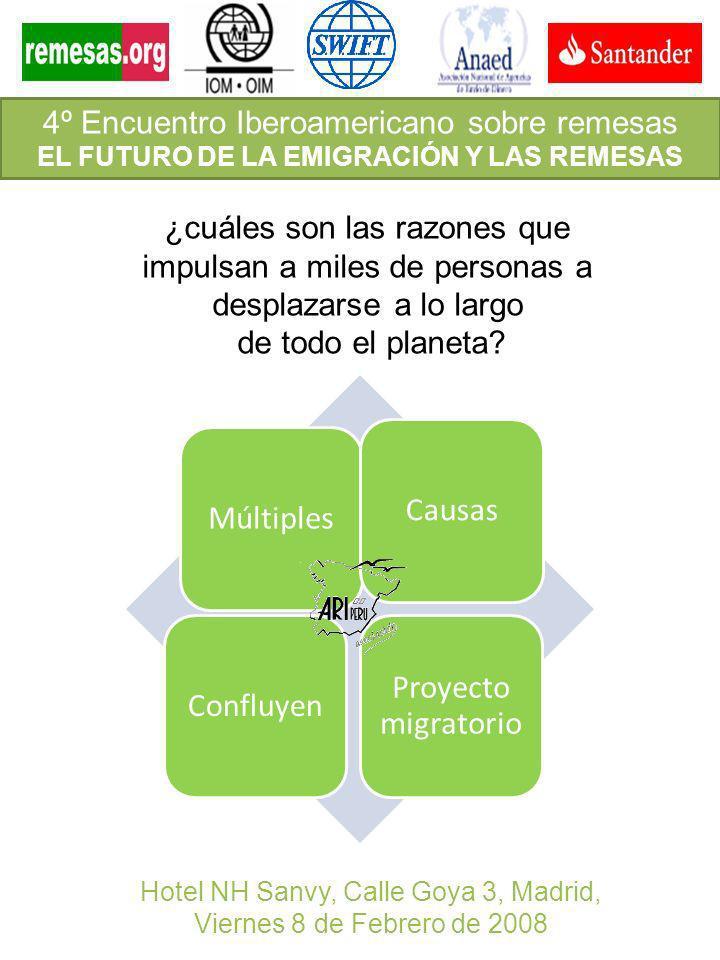 MúltiplesCausasConfluyen Proyecto migratorio ¿cuáles son las razones que impulsan a miles de personas a desplazarse a lo largo de todo el planeta? Hot